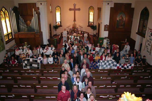 Greenfield Lutheran Church - Harmony, Minnesota